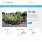 Web Design for Animal Society