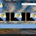 Website Design for a Rural Travel Organization