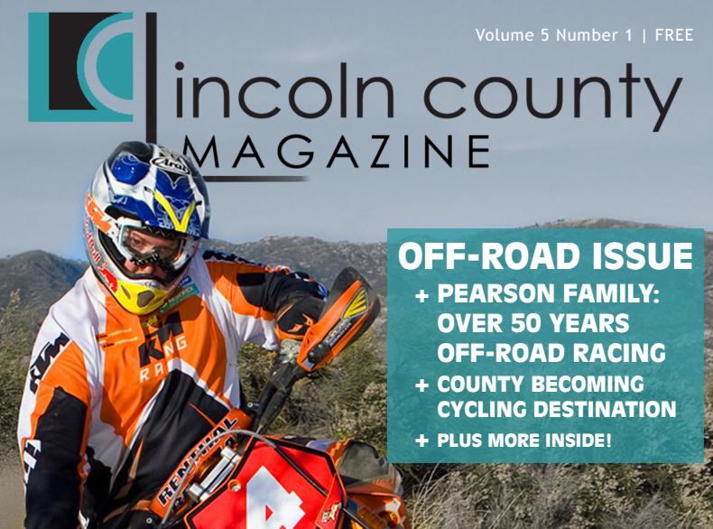 lincoln county magazine - Nevada Central Media