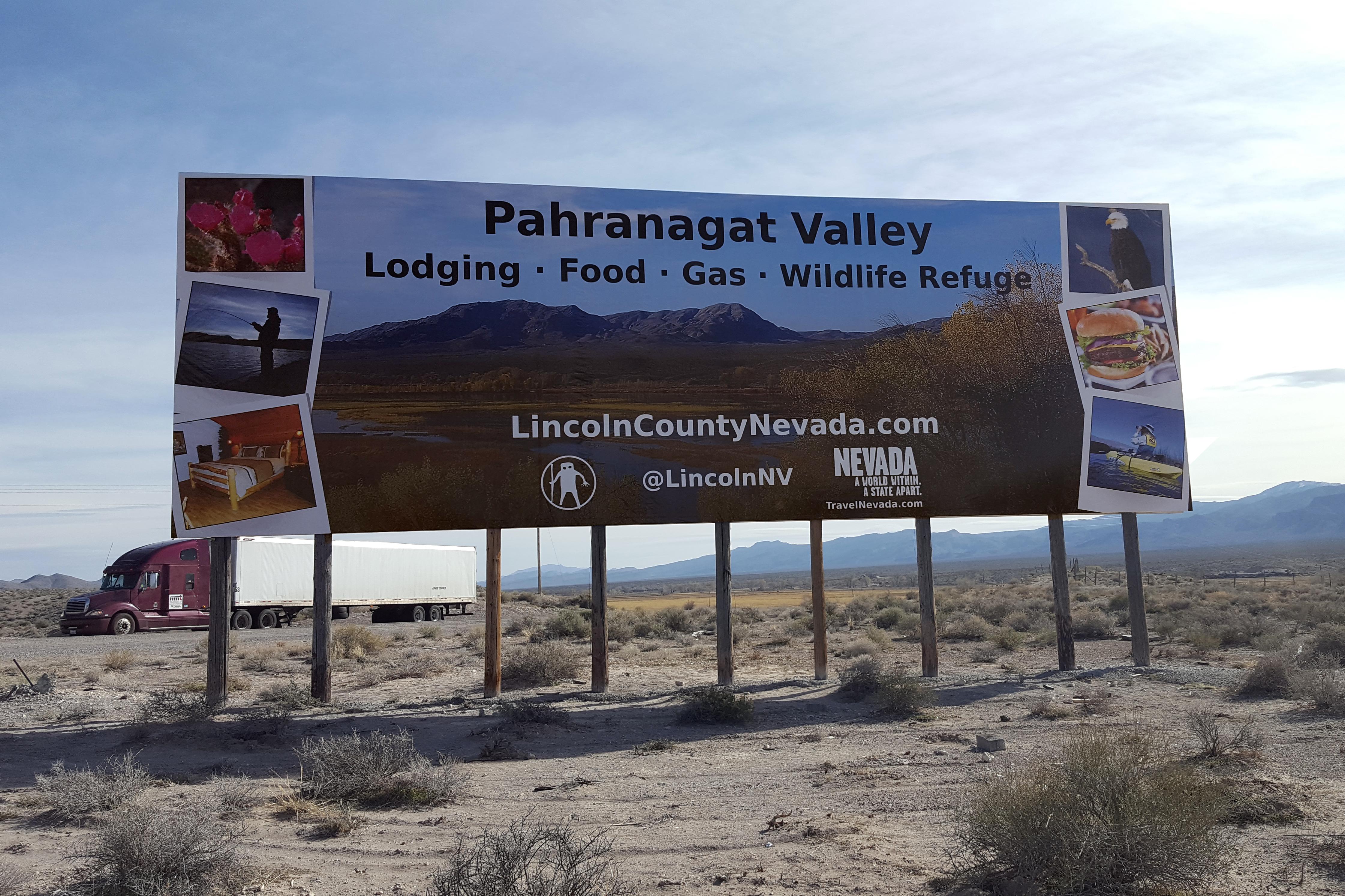 NVC Media billboard project