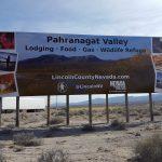 Hiko Nevada Junction Billboard